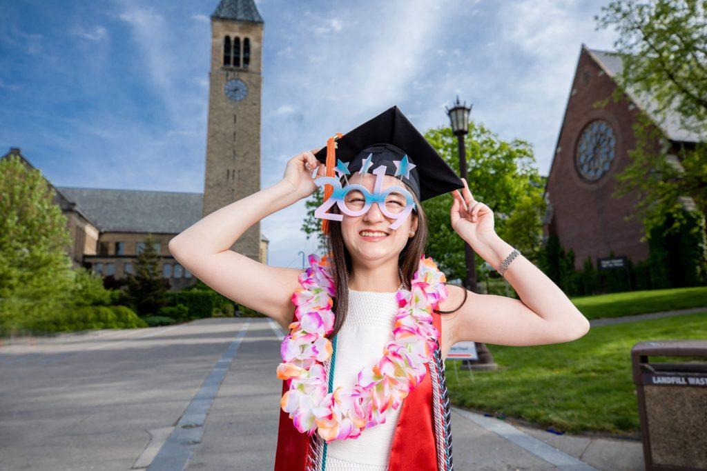 Cornell Graduation Photographer