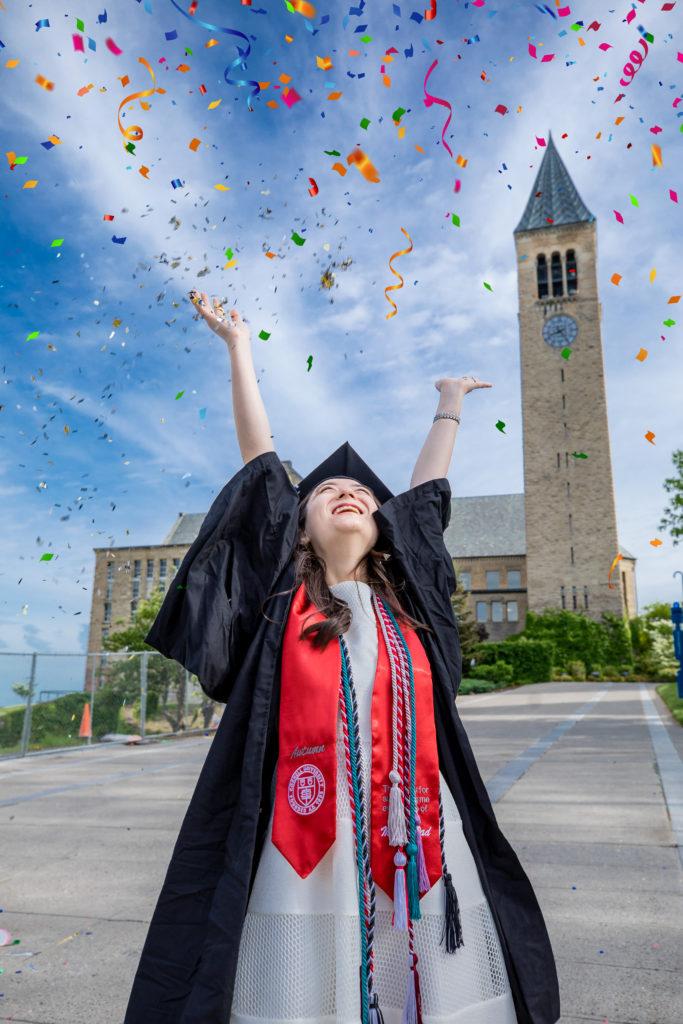 Cornell Graduation Photographer, Ithaca, NY