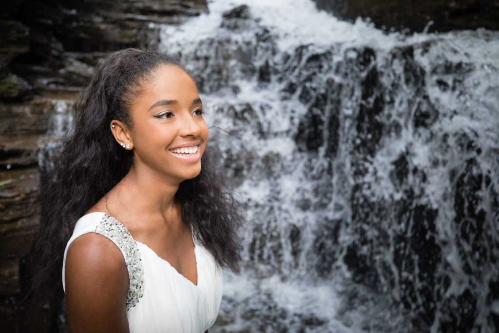 Best Ithaca NY Senior Portrait Photographer