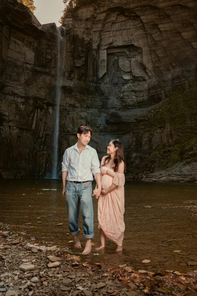 Ithaca, Binhamton, Maternity Portrait Photographer