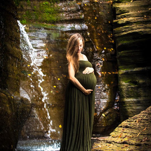 Ithaca NY maternity photographer